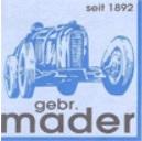 Preview von Gebr. Mader Autoteile und Zubehör